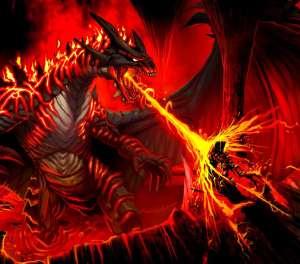 DragondeMagma2byMauricioHerrera